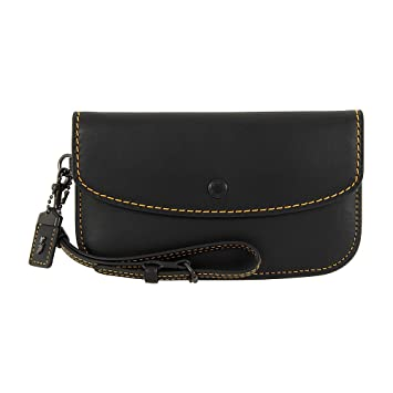 8cb96c26ef Amazon.com: Coach 1941 Small Glovetanned Leather Ladies Clutch 58818:  Bluerock Fashions