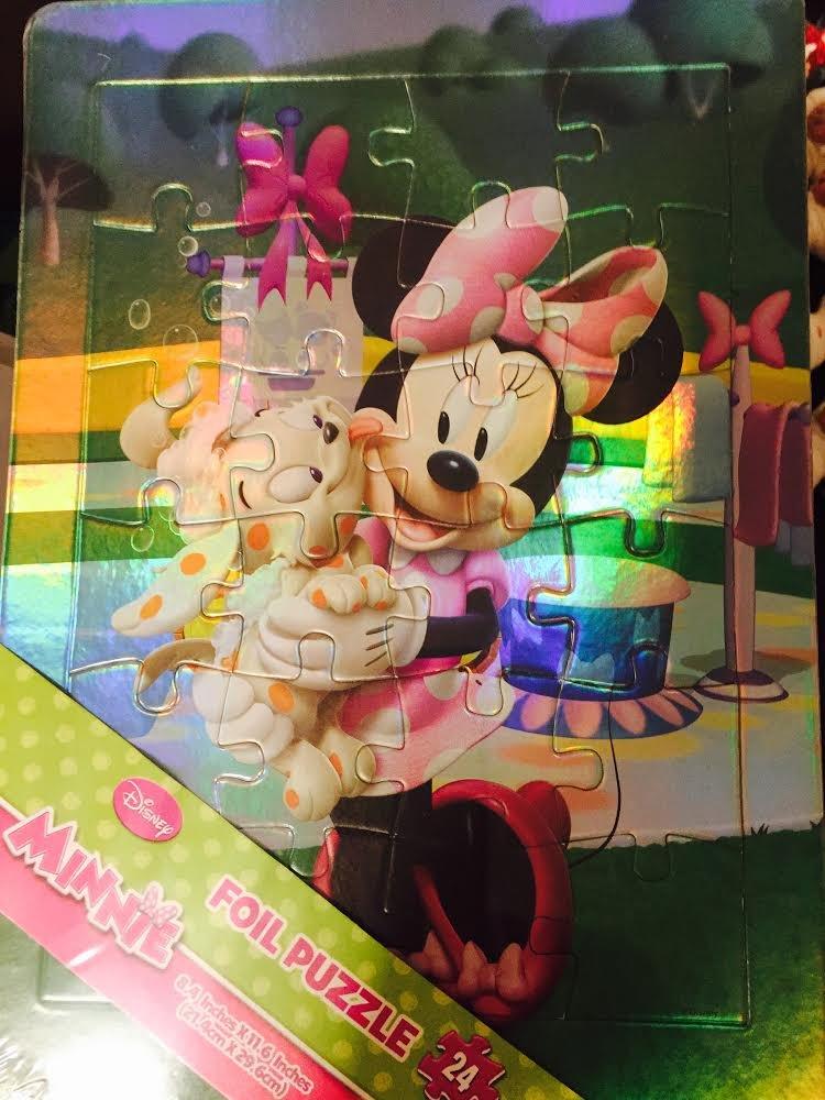Minnie 24 24 24 Piece Foil Puzzle by Disney by Disney 5a3d3b