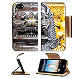 imperial armband iphone 5 - Liili Premium Apple iPhone 5 iphone 5S Flip Pu Leather Wallet Case iPhone5 IMAGE ID 32113320 The lion statues in church