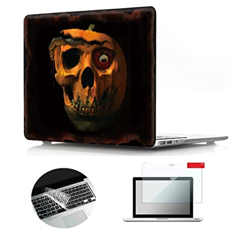 Pattern Protective Case Keyboard Skin for MacBook Pro13 A1706 A1708 A1989 Touch