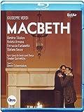 Verdi : Macbeth [Blu-ray] [(+booklet)] [(+booklet)] [(+booklet)] [Import italien]