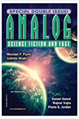 Analog Science Fiction and Fact, July-August 2014 Single Issue Magazine