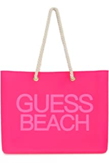 Guess BORSA MARE E92Z15 BP003 G2B1 GIALLO: Amazon.it: Scarpe