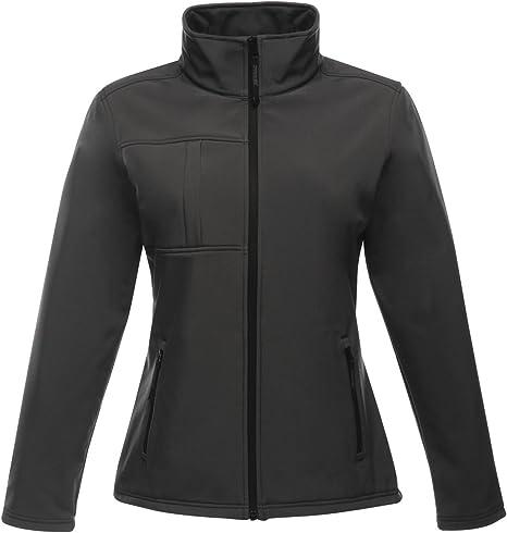 Black Professional Women/'s Beauford Waterproof Jacket