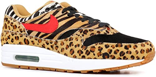 : Nike Air Max 1 DLX (paquete de animales): Shoes