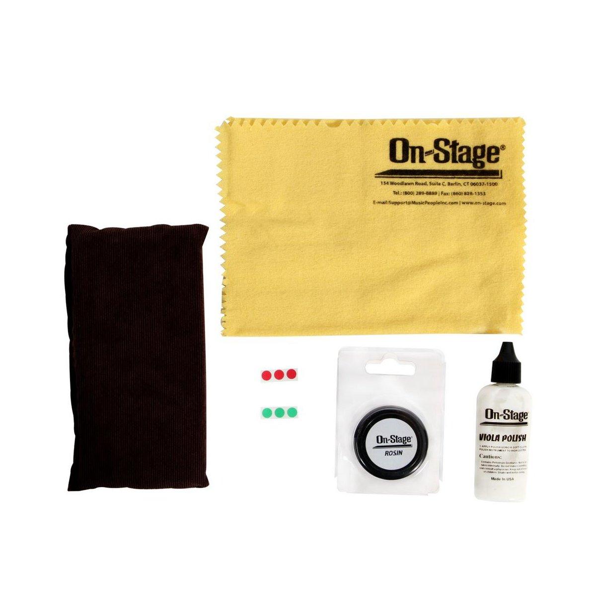 On-Stage TBK5700 Super Saver Maintenance Kit for Trombone