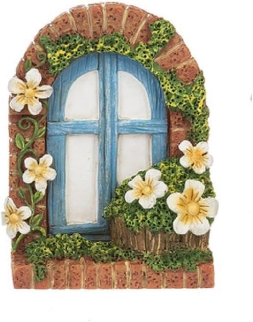 Ganz decoración para el hogar jardín de fantasía hadas colección Windows: Amazon.es: Jardín