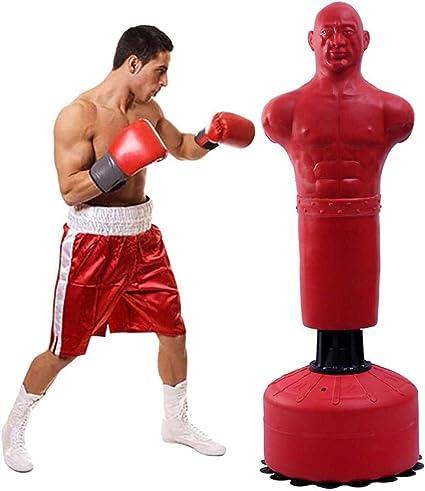 Kids Free Standing Punch Bag Junior Kick Boxing Bag Heavy Duty MMA Gym Training