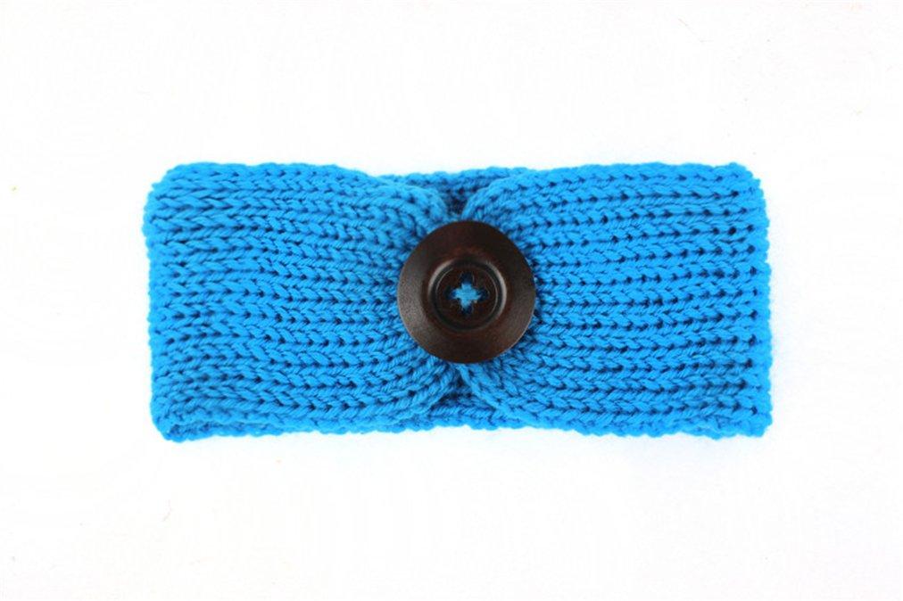 fascia per capelli per bambina BrilliantDay Set di 10 pezzi