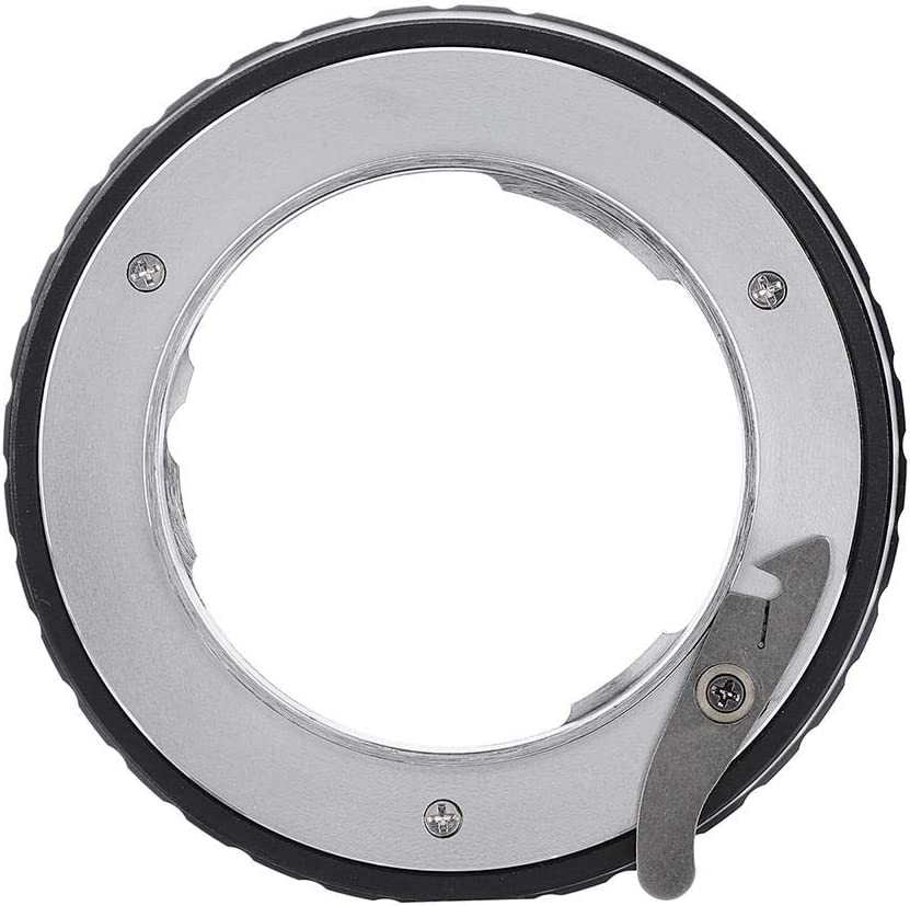 EXA-NEX Lens Mount Adapter Lens Adapter Ring of Manual Focus Compatible for Exakta Lens and Sony E Mount Mirrorless Cameras.