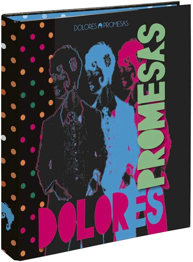 Busquets archivador 4 Anillas Dolores Promesa by DIS2: Amazon.es: Juguetes y juegos