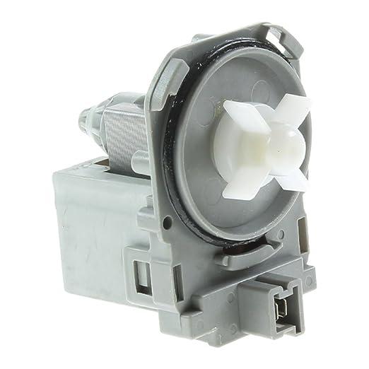 Spares2go Askoll Tipo bomba de desagüe para lavadora Bosch: Amazon ...