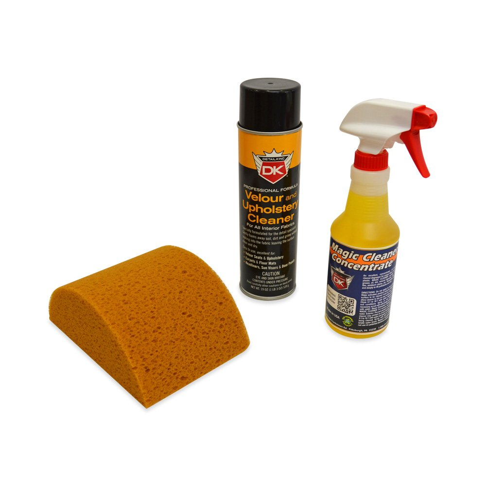 amazon com detail king headliner cleaning car care value kit