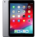 (Refurbished) iPad (2018 Model) with Wi-Fi only 32GB Apple 9.7in iPad MR7F2LL/A Space Gray