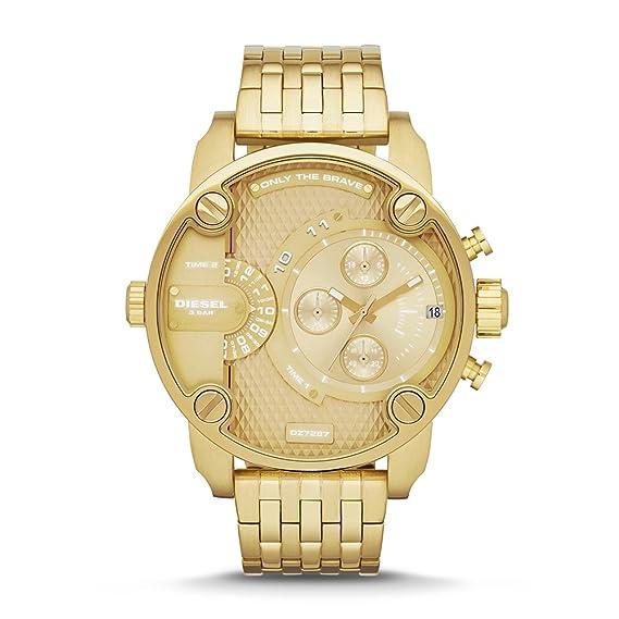 f3b8d2670595 Diesel DZ7287 - Reloj cronógrafo de Cuarzo para Hombre