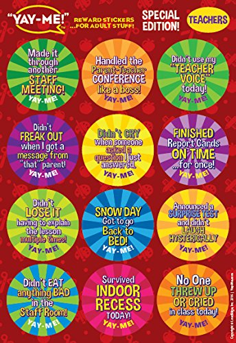 Teacher Created Resources Summer Sunshine Stickers, Multi Color (5730)