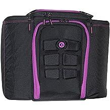 6 Pack Fitness Originator 500 Black/Pink 5 Meal