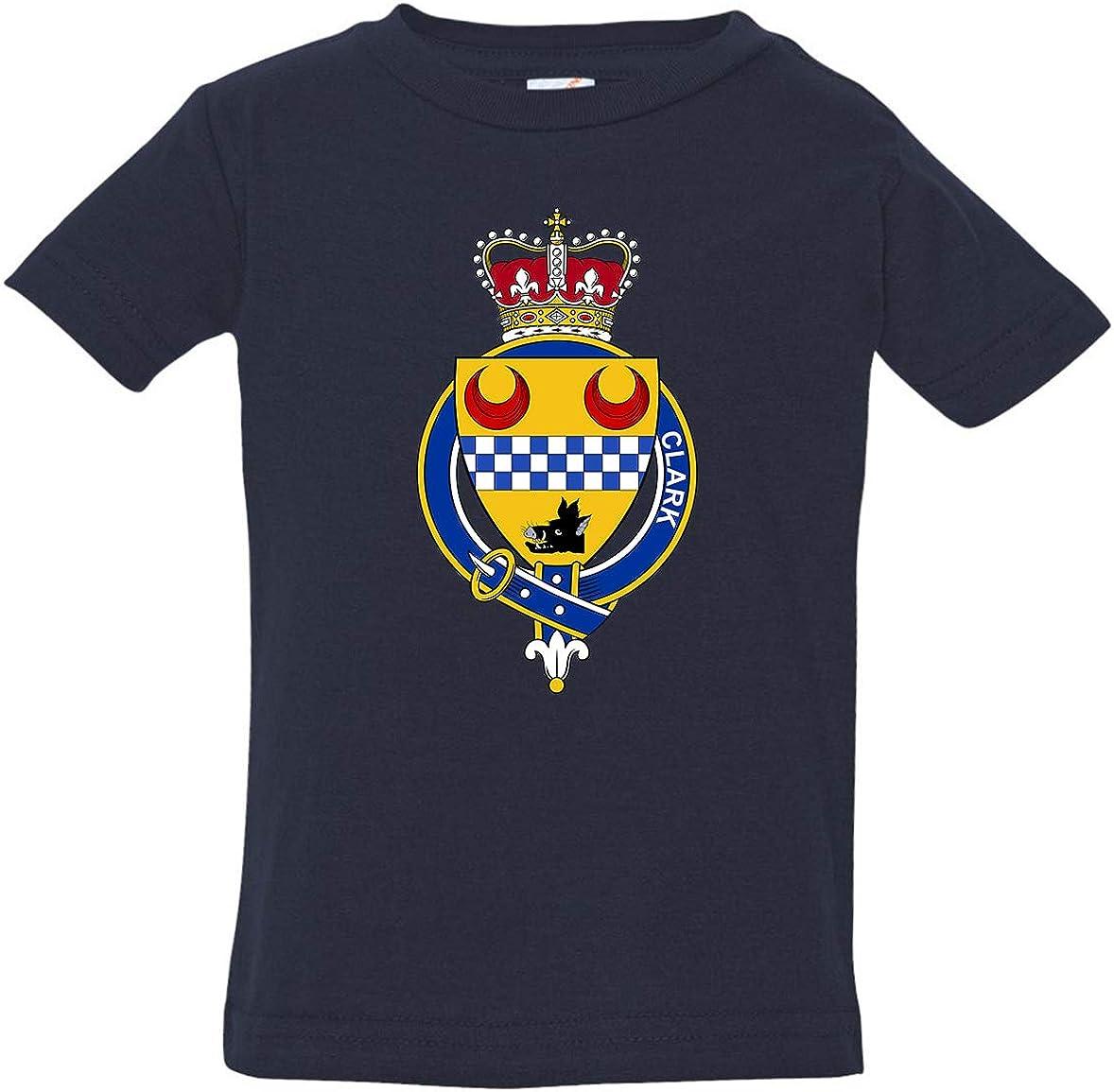 Tenacitee Babys Scottish Garter Family Clark Shirt