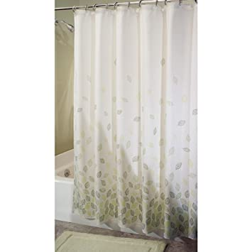 Curtains Ideas botanical shower curtain : Amazon.com: InterDesign Botanical Shower Curtain, 72-Inch by 72 ...