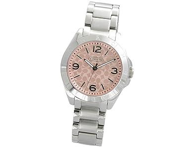 42826e396354 (コーチ) COACH 時計 トリステン レディース 腕時計 シルバー ピンク ステンレススチール 14501782 ブランド 並行輸入