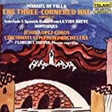 Falla: The Three Cornered Hat (and oTher Spanish works)