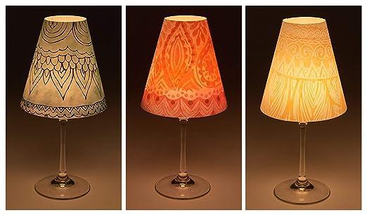 Cuadros Lifestyle Candle Lights/Pantallas de lámpara para ...