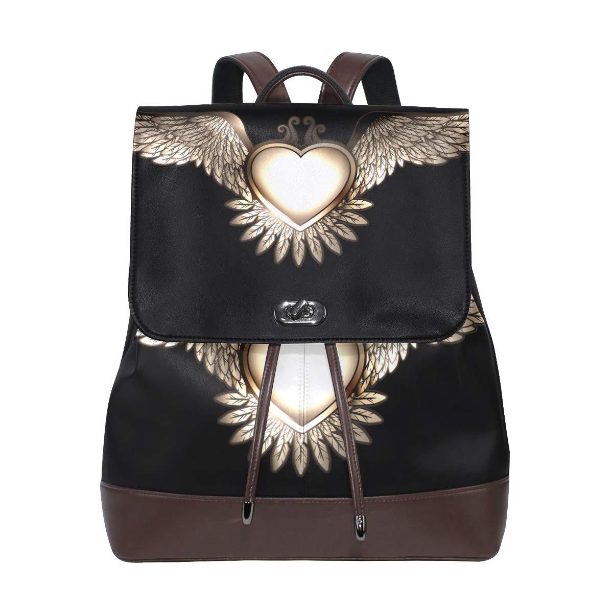 5bfa981835 FAJRO Heart Wingstravel Wingstravel Wingstravel zaino borsa scuola  confezione 023bf5