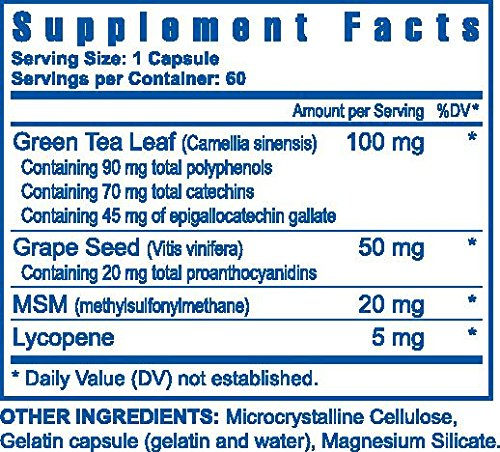 ULTIMATE OPC-T ANTIOXIDANTS - 60 CAPSULES, 4 Pack