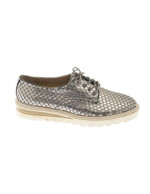 Blucher Alma En Pena V17057 Escamas Plata: Amazon.es: Zapatos y complementos