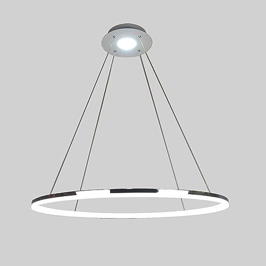 LightInTheBox – Alarma Caja Colgante lámpara LED, diseño moderno de anillo de Principal lámpara de techo Flush montaje, lámpara de techo Araña ...