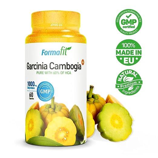 51 opinioni per Garcinia Cambogia 1000mg 60% di HCA- 1 Confezione- 60 Capsule. Aiuta il nostro