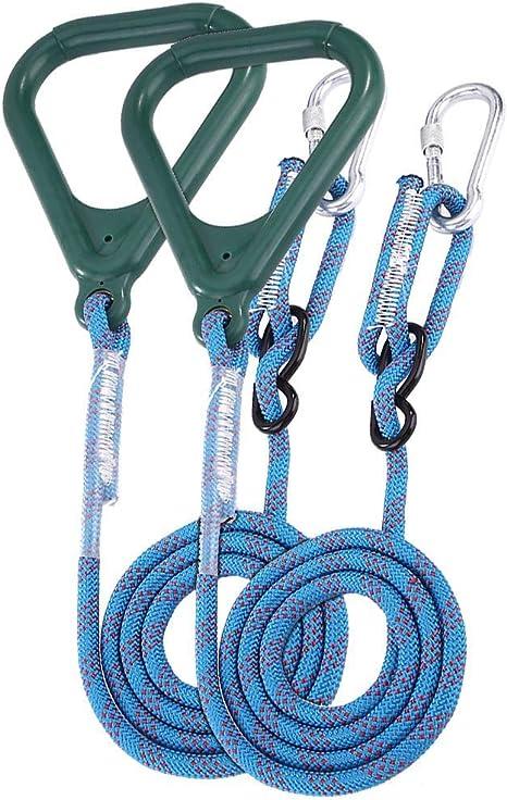 AFFEco Outdoor Ring Swing – Combinación de Fitness y ...
