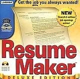 Deluxe Resume Maker