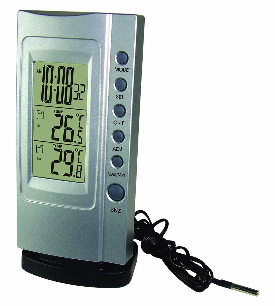 Technoline Außenthermometer WS 7008 weiß grau