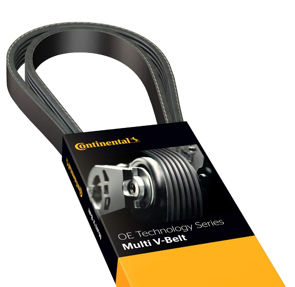 "Continental OE Technology Series 4060798 6-Rib, 79.8"" Multi-V Belt"