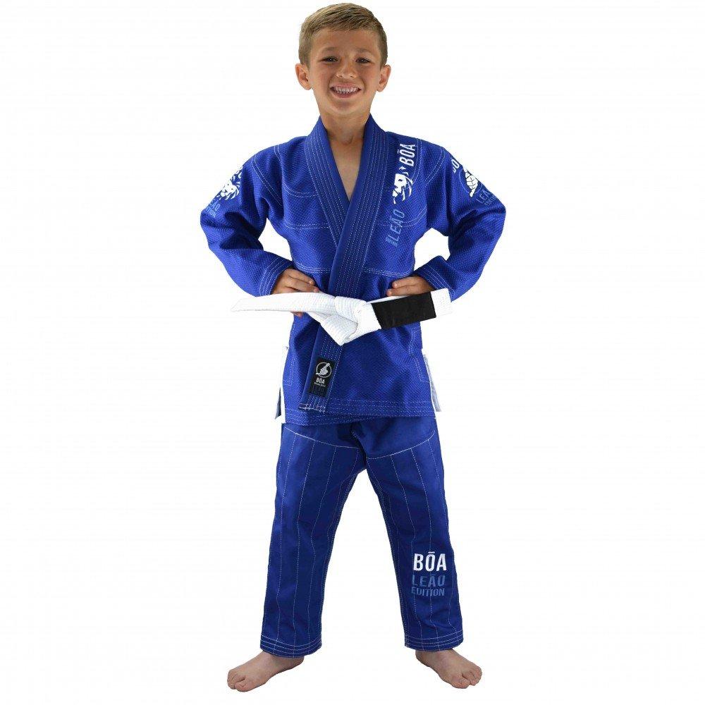 Bõa BJJ GI leão 2.0, Kimonos (Brazilian Jiu Jitsu) Niños Bõa (BA875)