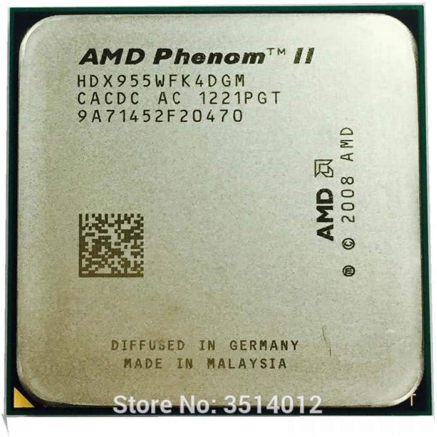 AMD Phenom II X4 955 3.2 GHz 95w Quad-Core CPU Processor HDX955WFK4DGM//HDX955WFK4DGI Socket AM3