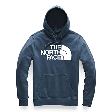 b0a1b401d5e1a The North Face Men's Half Dome Pullover Hoodie Blue Wing Teal/TNF White  Small