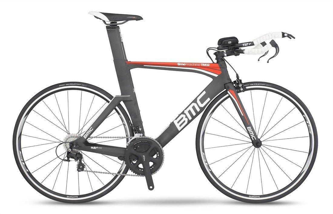 BMC Timemachine TM02 105 Bike Medium Short by BMC: Amazon.es ...