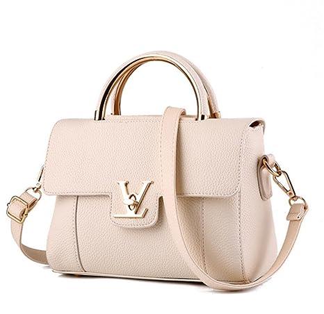 19d5cacd9d784 Fake Designer Bags V Women's Luxury Leather Clutch Bag Ladies Handbags  Brand Women Messenger Bags Sac A Main Femme Handle 3: Amazon.ca: Luggage &  Bags