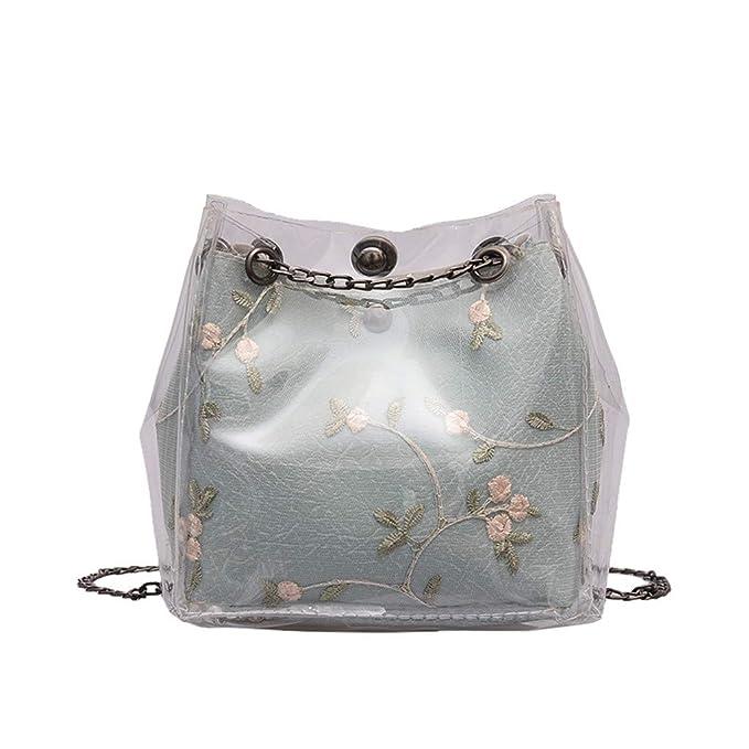 Amazon.com: Wugeshangma Bolsas para mujeres, bolso de hombro ...