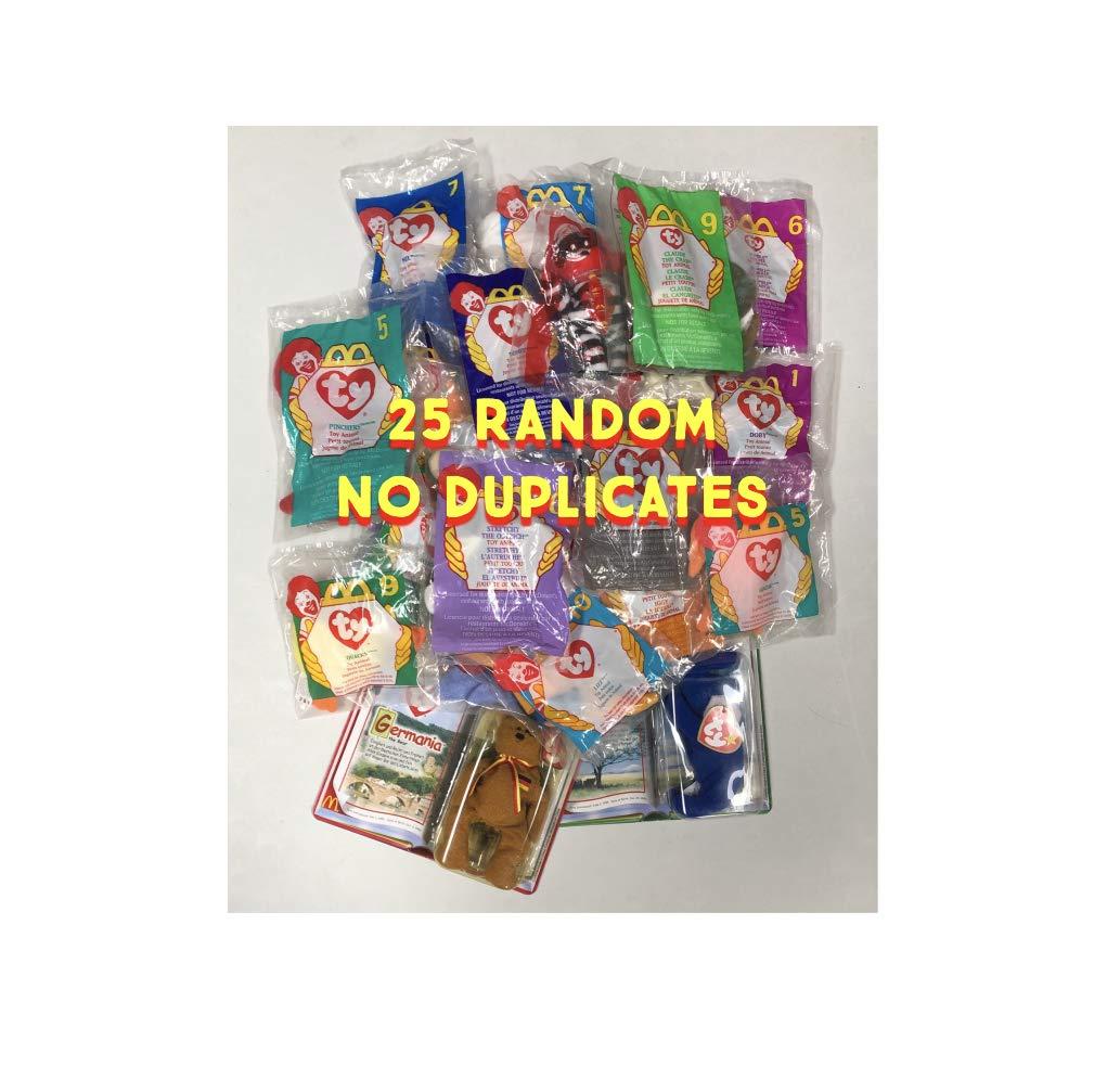 3c21552a340 Amazon.com  5Star-TD 25 Ty Teeny Beanie Babies - Wholesale Lot  Toys   Games