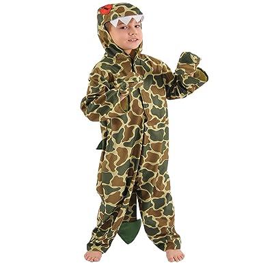 Dinosaur Costume for Kids 6-8 yrs  sc 1 st  Amazon.com & Amazon.com: Dinosaur Costume for Kids 6-8 yrs: Clothing