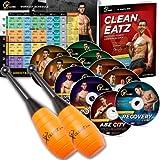 The Clubz Fitness Indian Club Training Program - 2lb Beginner