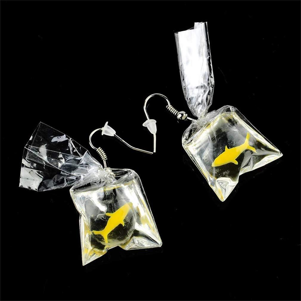 CHASIROMA Fish Earring $2.69 S...