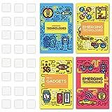 Matching Set Of Four 11X17 Emerging Technology Art Prints - Startup Tech ...