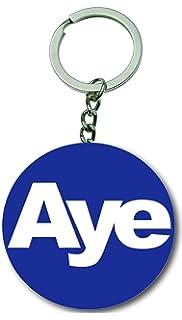 Blue Peter Competition Winner New Keyring Bottle Opener 58mm Round Keychain Gift