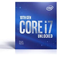Intel Core i7-10700KF 3.80GHz LGA1200 Socket 125 Watt