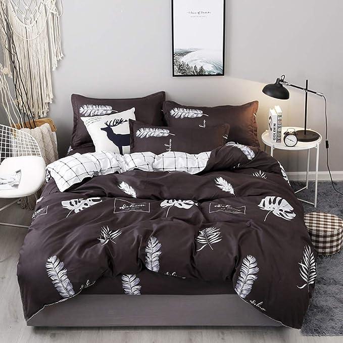 WAWA Sábanas, Serie de Textiles para el hogar de algodón de Aloe ...