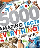Best Parragon Books Books Kids - 5000 Amazing Facts (Discovery Kids) Review
